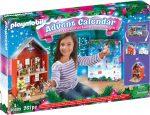 Playmobil Kiegészítők 70383 Óriás adventi naptár - Családi karácsony