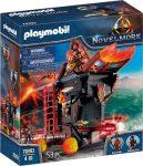 Playmobil Novelmore 70393 Tüzes faltörő kos