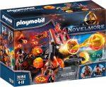 Playmobil Novelmore 70394 Burnham láva katapult