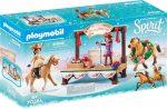 Playmobil Spirit Riding Free 70396 Karácsonyi koncert