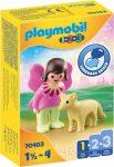 Playmobil 1.2.3 70403 Tündér rókával