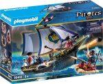 Playmobil Pirates 70412 Vöröskabátos katona hajója