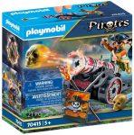 Playmobil Pirates 70415 Kalóz ágyuval