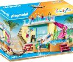 Playmobil Family Fun 70435 Bungaló medencével