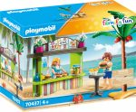 Playmobil Family Fun 70437 Strand büfé