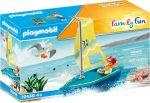 Playmobil Family Fun 70438 Vitorláshajó