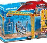 Playmobil City Action 70441 Távirányítós építkezési daru
