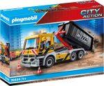 Playmobil City Action 70444 Átalakítható teherautó
