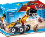 Playmobil City Action 70445 Kerekes homlokrakodó