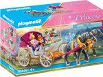 Playmobil Princess 70449 Romantikus lovaskocsi