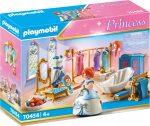 Playmobil Princess 70454 Öltözőszoba fürdőkáddal