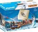 Playmobil History 70466 Az argonauták