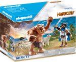 Playmobil History 70470 Odüsszeusz és Polüphémosz