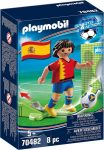 Playmobil Sports & Action 70482 Spanyol válogatott játékos