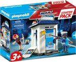 Playmobil City Action 70498 Rendőrség kezdő készlet