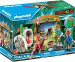 Playmobil Dinos 70507 Dinokutató játékdoboz