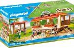 Playmobil Country 70510 Pónitábor lakókocsival