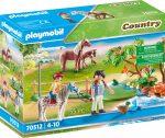Playmobil Country 70512 Pónilovas kaland
