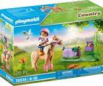 Playmobil Country 70514 Izlandi Póni Kiegészítőkkel