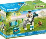 Playmobil Country 70515 Lewitzi póni kiegészítőkkel