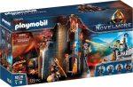 Playmobil Novelmore 70539 Burnham Raiders égő rom