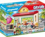 Playmobil City Life 70540 Hamburgerező terasszal