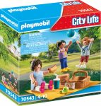 Playmobil City Life 70543 Piknik a parkban
