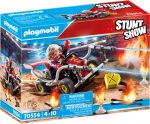 Playmobil Stunt Show 70554 Tűzoltó gokart