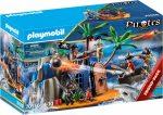 Playmobil Pirates 70556 Kalózok kincses szigete