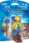 Playmobil Playmo-friends 70560 Építőmunkás
