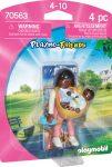 Playmobil Playmo-friends 70563 Anyuka kisbabával