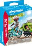 Playmobil Special Plus 70601 Biciklis utazó