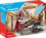 Playmobil History 70604 Csillagász ajándék készlet
