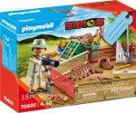 Playmobil Dinos 70605 Paleontológus ajándék készlet