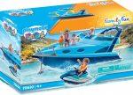 Playmobil Family Fun 70630 Jacth jet-skivel