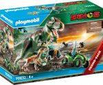 Playmobil Dinos 70632 T-Rex támadás