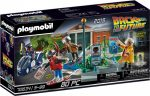 Playmobil Back to the Future 70634 Légdeszkás üldözés