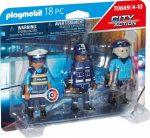 Playmobil City Action 70669 Rendőrök figuraszett