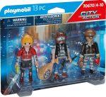 Playmobil City Action 70670 Bűnözők figuraszett