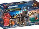 Playmobil Novelmore 70778 Dario műhelye óriás advent naptár 2021