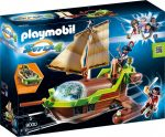 Playmobil Super 4 9000 Kalóz kaméleon és ruby