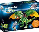 Playmobil Super 4 9001 Sárkány és Alex