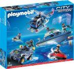 Playmobil City Action 9043 S.W.A.T. Mega készlet