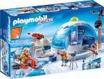 Playmobil Action 9055 Sarkvidéki ranger főhadiszállása