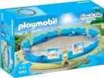 Playmobil Family Fun 9063 Tengeri állatok medencéje