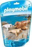 Playmobil Family Fun 9069 Fóka kicsinyeivel