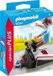 Playmobil Special Plus 9094 Gördeszkás rámpával