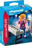 Playmobil Special Plus 9095 Énekesnő szintetizátorral