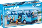 Playmobil City Life 9117 Iskolabusz