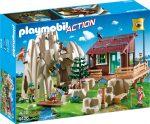 Playmobil Action 9126 Hegymászó hegyi kunyhóval